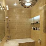 Светильники для ванной комнаты — типы и отличия