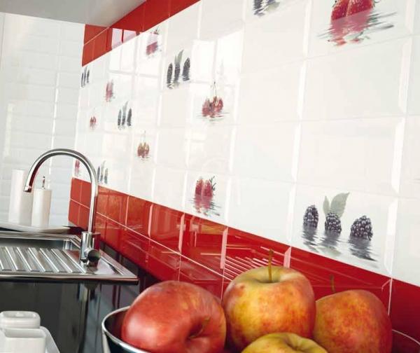 варианты отделки кухни