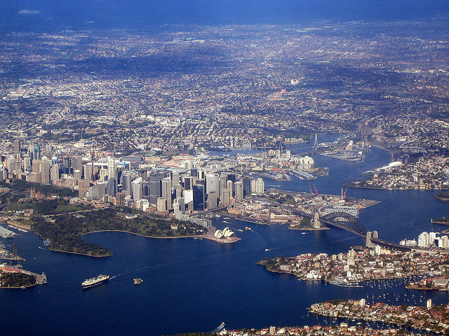 Sydney-Harbor2