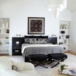 Светлая спальня от Джоди Сокол