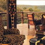 Колоритный африканский стиль