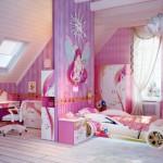 Детская комната для девочки: хит-парад лучших комнат