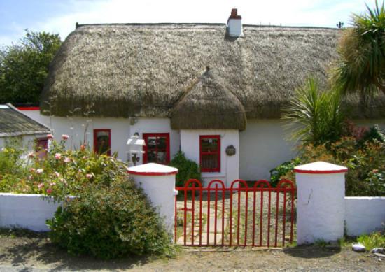 ирландский стиль