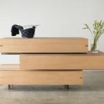 Комоды для гостиной — удобная система хранения вещей