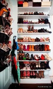 Обувница в прихожую – компактность и  функциональность в одном