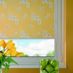 Рулонные шторы своими руками: оконная красота