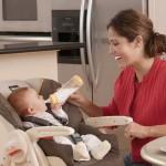 Стул для кормления — функциональная мебель для малыша