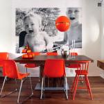Особенности дизайна гостиной совмещенной с кухней