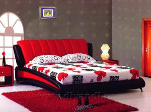 Кровати с мягким изголовьем — роскошный комфорт