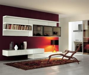 Особенности дизайна гостиной в современном стиле