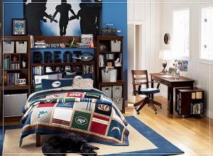 Идеи для оформления интерьера комнаты мальчика подростка