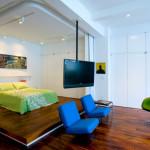 Дизайн квартиры-студии — какие преимущества?