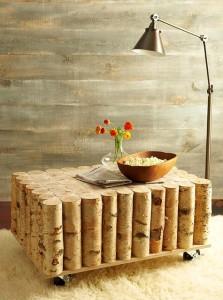Разнообразная мебель из дерева своии руками