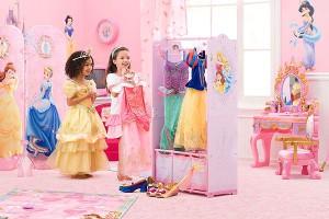 Детская мебель для девочки — виды, материалы и дизайн