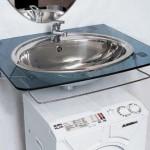 Раковина над стиральной машиной — особенности и назначение