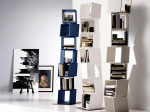 Стеллажи для книг — новый взгляд на домашнюю библиотеку